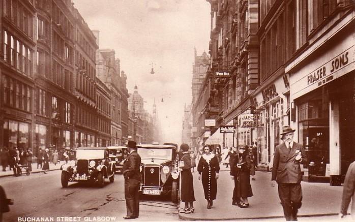 Fashion Argyle Street Glasgow