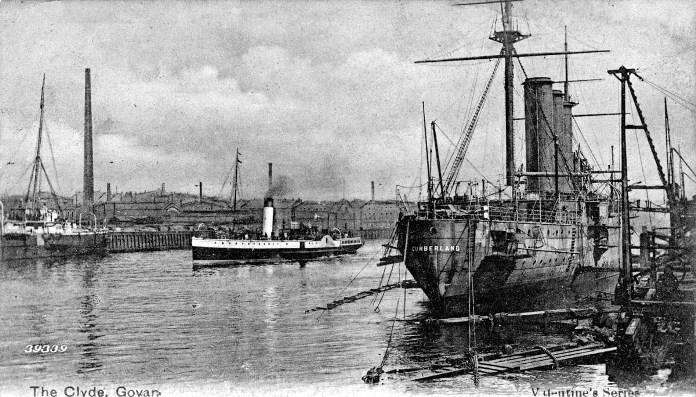 H.M.S.Cumberland