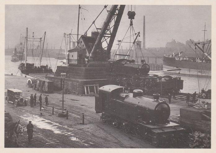 Clyde Villa Crane, Plantation Quay, Glasgow