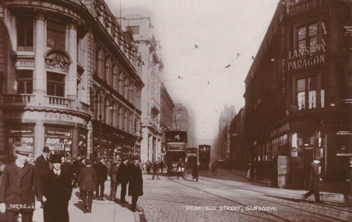 Renfield Street. Glasgow