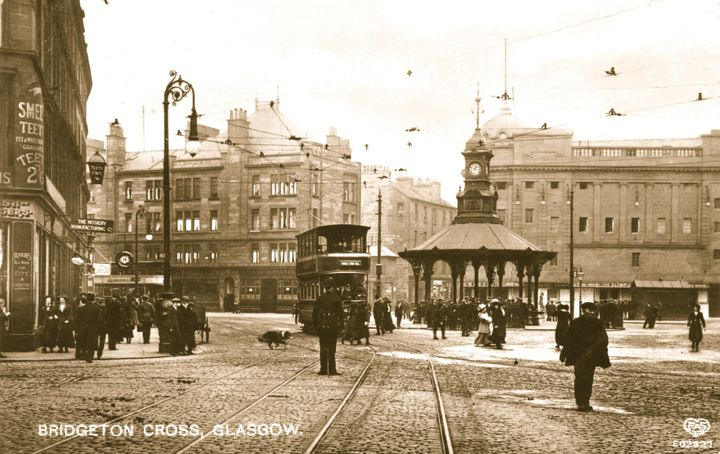 Bridgeton Cross, Glasgow