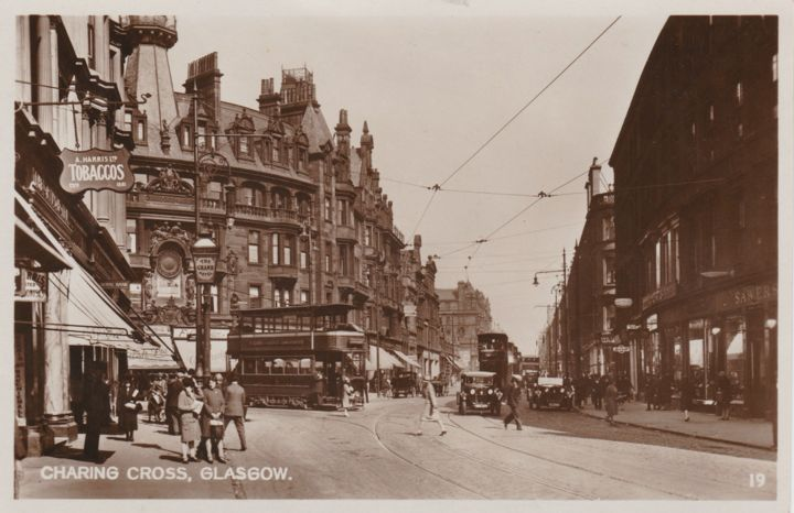Charing Cross, Glasgow 1