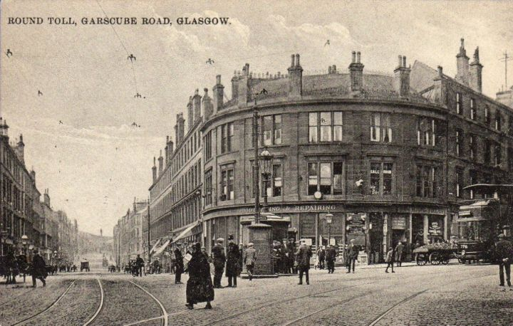 Garscube Toll, Glasgow