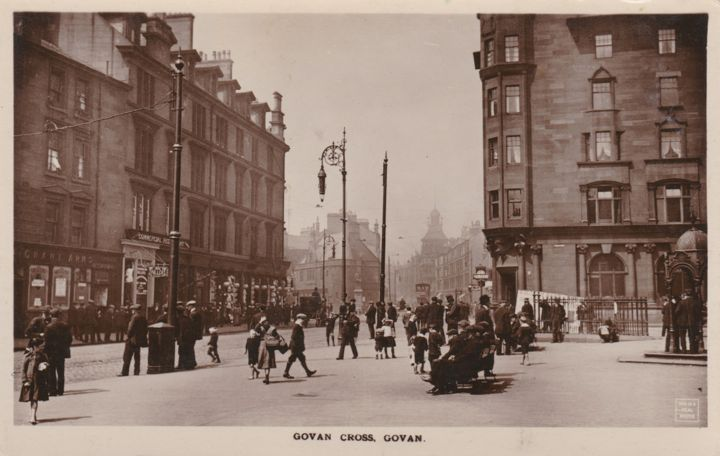 Govan Cross, Glasgow
