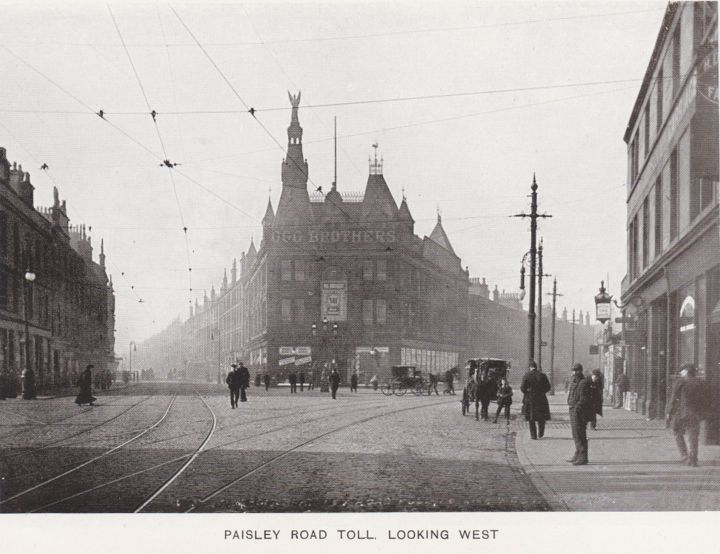 Paisley Road Toll, Glasgow