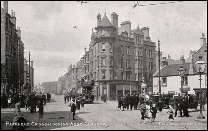 Parkhead Cross, Glasgow