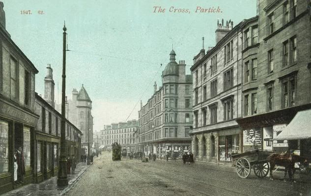 Partick Cross, Glasgow