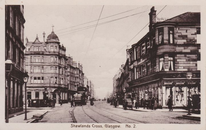Shawlands Cross, Glasgow 1