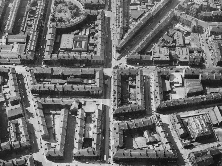 St. George's Cross Aerial, Glasgow