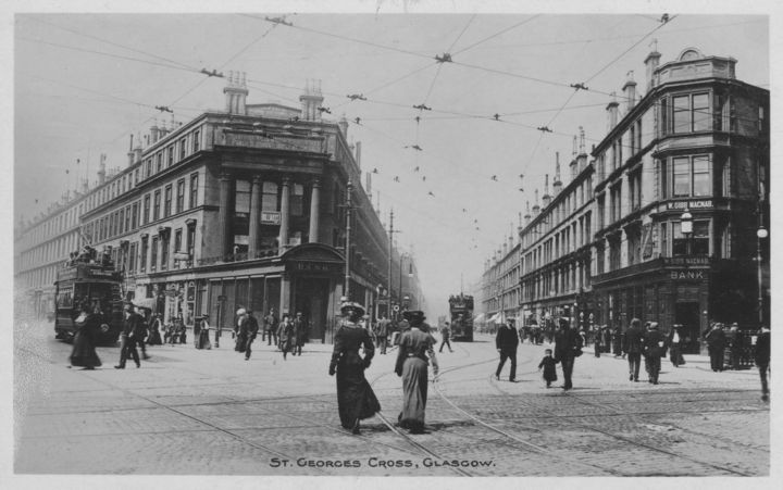 St. George's Cross, Glasgow
